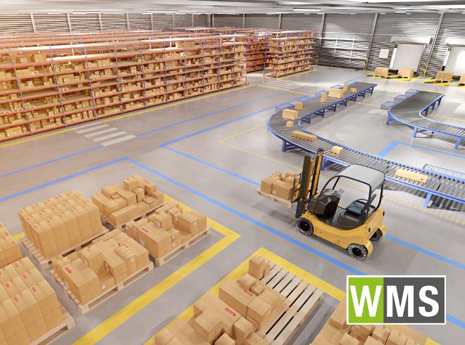 Warehouse Management System - ifd GmbH - en